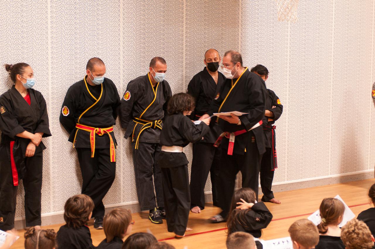 Stage-enfants-ados-FEVVDT-Paris-2021-06-20 Remise des diplômes
